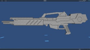 nu gundam beam rifle